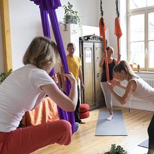 Yoga Kurse & Yoga Gruppenkurse