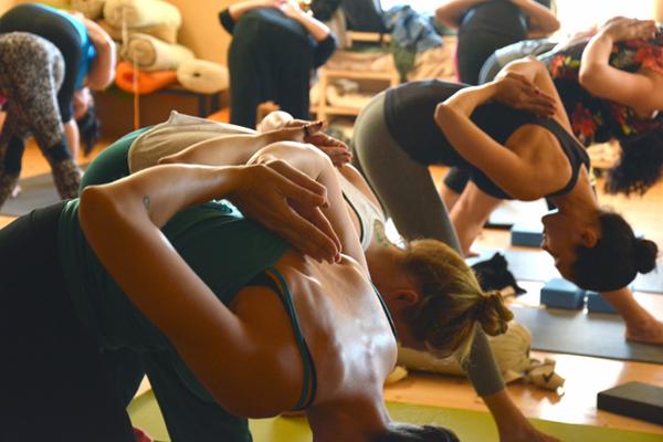 regelmäßige Yoga Kurse und Yoga Gruppenkurse in Schwerin
