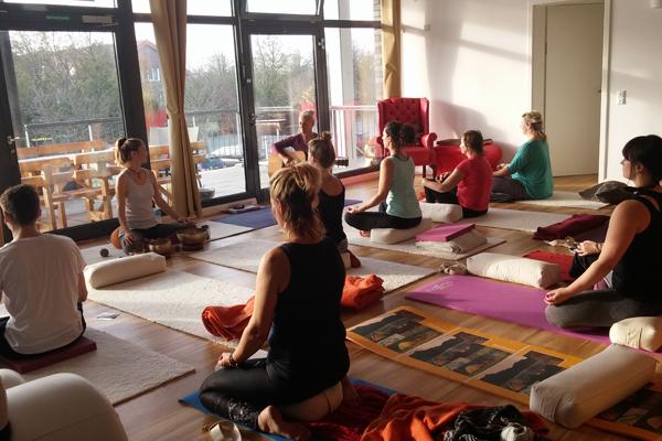 Yoga am Meer - Yoga-Wochenende an der Ostsee